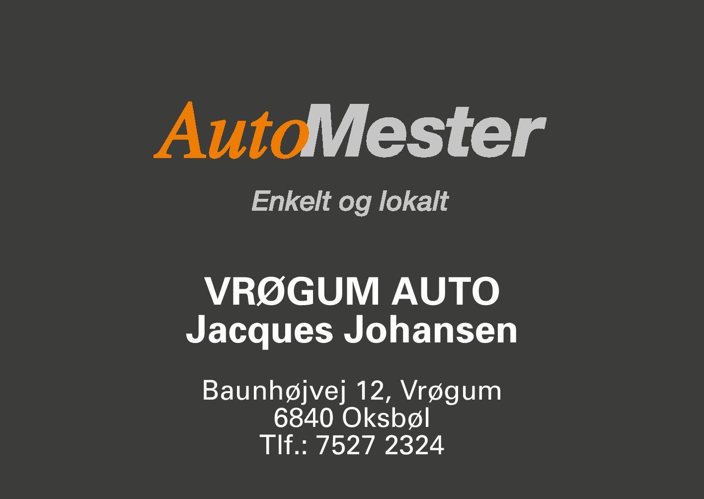 Vroegum Auto logo